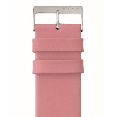 Leather strap pink 1.9 size M