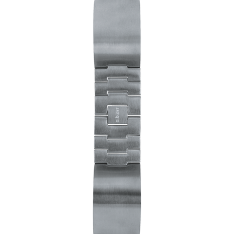 Steel bangle brushed