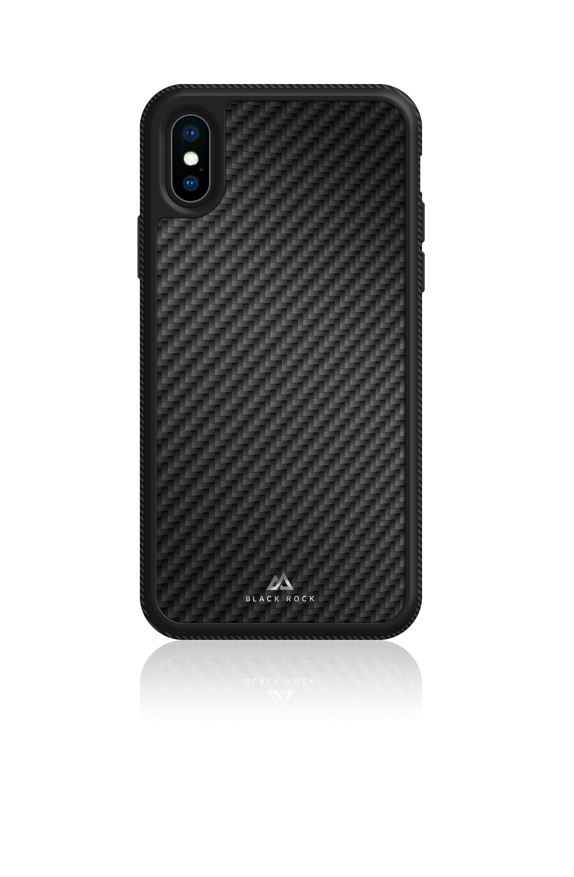 Material Case Real Carbon Black