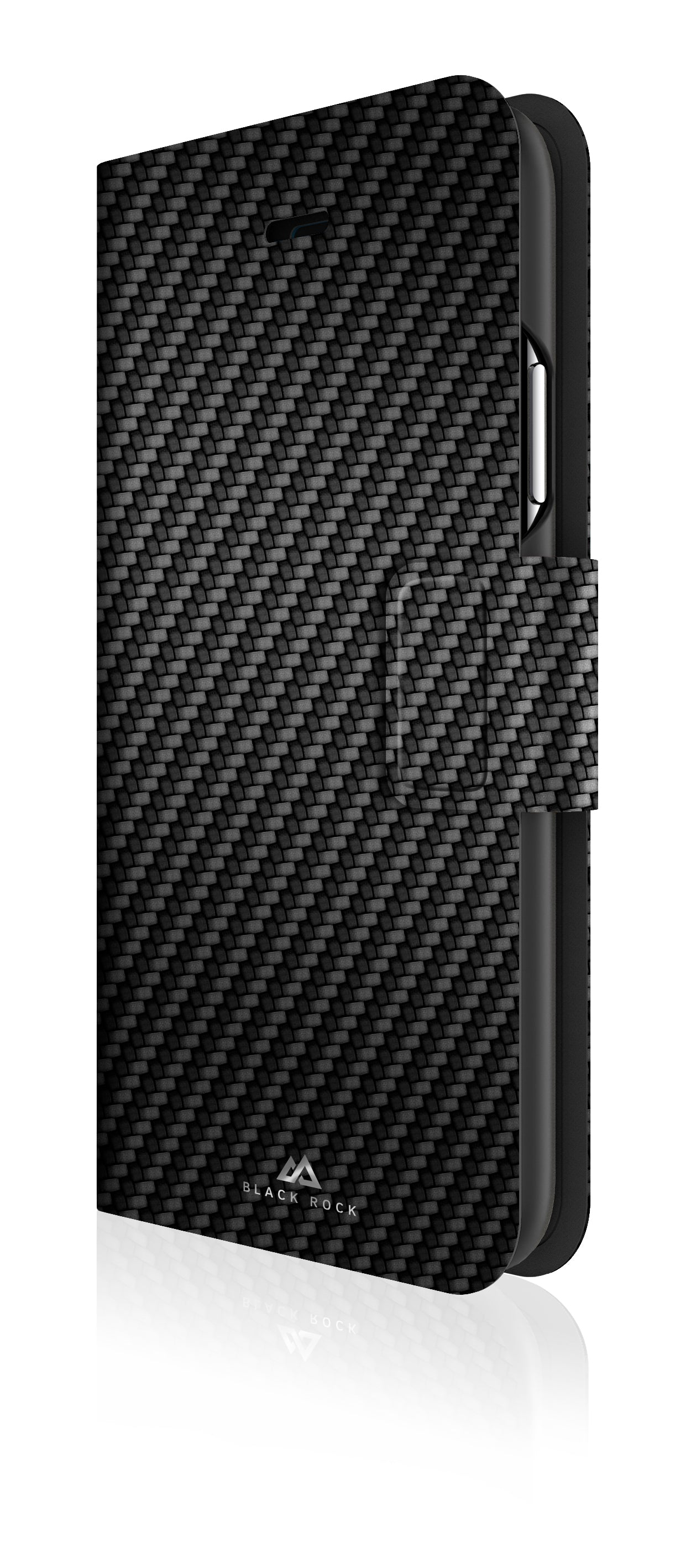 Flex Carbon Wallet Black