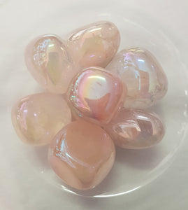 Rose Aura Quartz