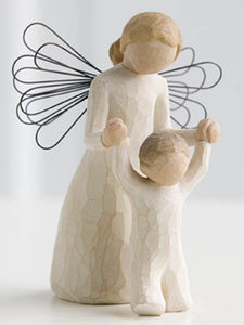 Willow Tree Figurine - Guardian Angel