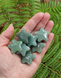 Green Aventurine Star