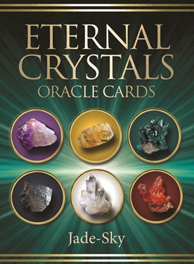 Eternal Crystals Oracle Cards Deck
