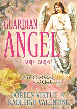 GUARDIAN ANGEL TAROT CARDS DECK