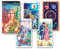 WHEEL OF THE YEAR TAROT DECK