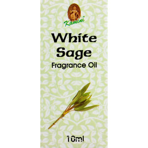 Kamini White Sage Fragrance Oil 10ml