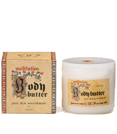 Meditation Range - Body Butter