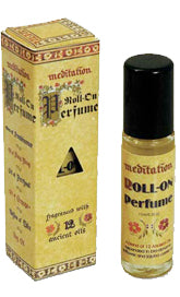 Meditation Range - Roll-On Perfume Oil