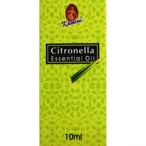 Kamini Citronella Essential Oil 10ml