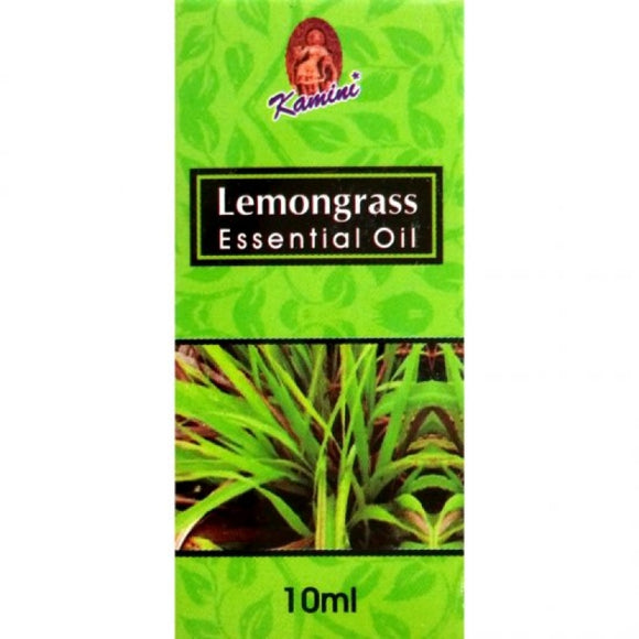 Kamini Lemongrass Essential Oil 10ml