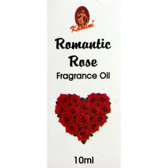 Kamini Romantic Rose Fragrance Oil 10ml