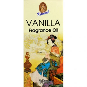 Kamini Vanilla Fragrance Oil10ml