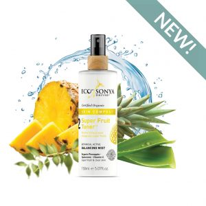 Eco By Sonya Driver SKIN COMPOST Super Fruit Toner mist 150ml