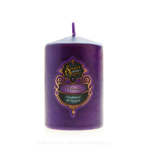 AKASHA PILLAR CANDLE SMALL