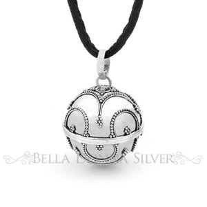 Bliss Sterling Silver Harmony Ball