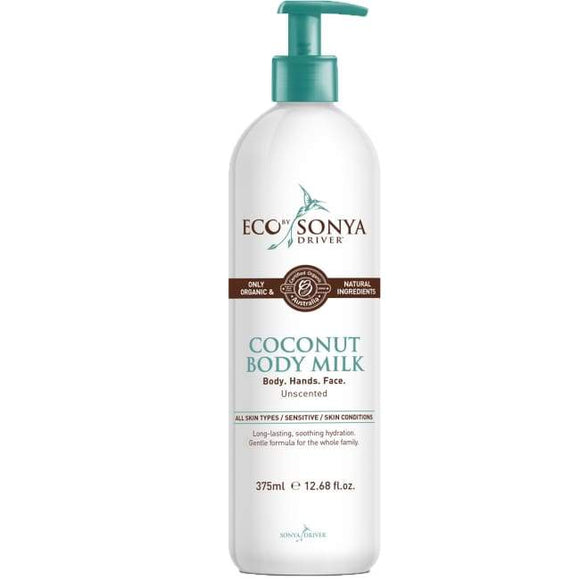 ECO TAN Coconut Body Milk 375ml
