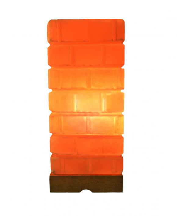 Himalayan Salt Lamp - Brick