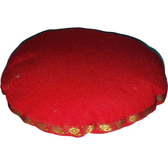 Singing Bowl Cushion 17cm