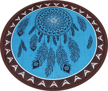 Round Tapestry - Dream Catcher