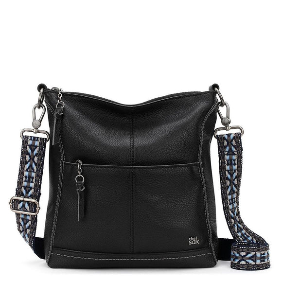 The Sak - Lucia Leather Crossbody - Black