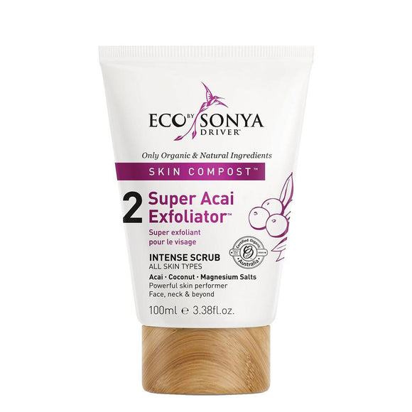 Eco Tan Super Acai Exfoliator - 100ml