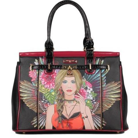 Nicole Lee Over Night Bag - Gypsy Girl
