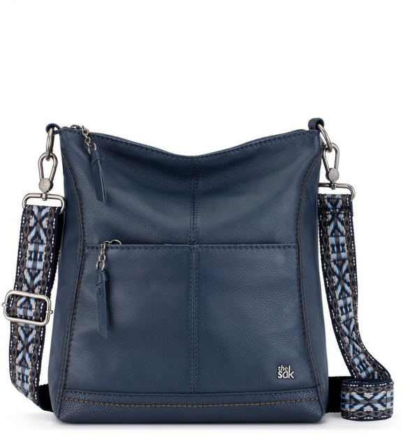 The Sak - Lucia Leather Crossbody - Indigo