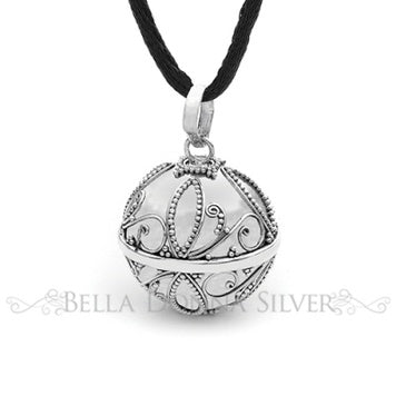 Love Sterling Silver Harmony Ball