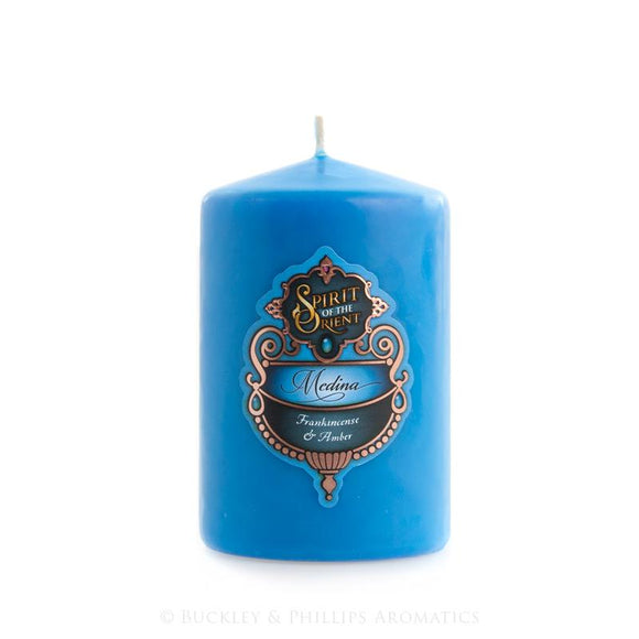 MEDINA PILLAR CANDLE SMALL