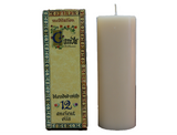 Meditation Pillar Candles