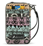 Sakroots - Artist Circle - Smartphone Crossbody Purse - Sherbet - One World