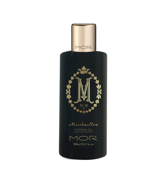 MOR Marshmallow Shower Oil 200mL