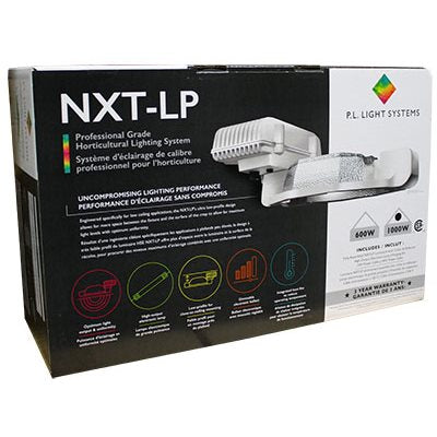 P.L.LIGHT SYSTEMS NXT-LP 1000W HPS120 / 240V (1)