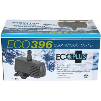 ECOPLUS POMPE SUBMERSIBLE 396 GPH (1)