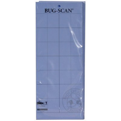 BUG-SCAN PIÈGES COLLANTS BLEU (10)