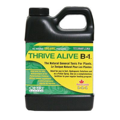 TECHNAFLORA THRIVE ALIVE B1 GREEN 500ML (1)