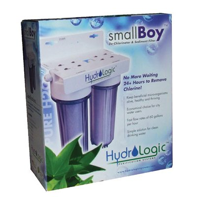 HYDROLOGIC SMALLBOY DÉ-CHLORINATEUR (1)