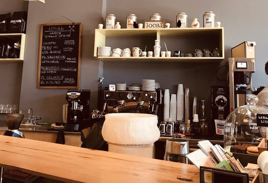 Café Spotlight: Local Coffee
