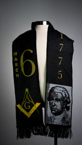 Founding Fathers Scarf