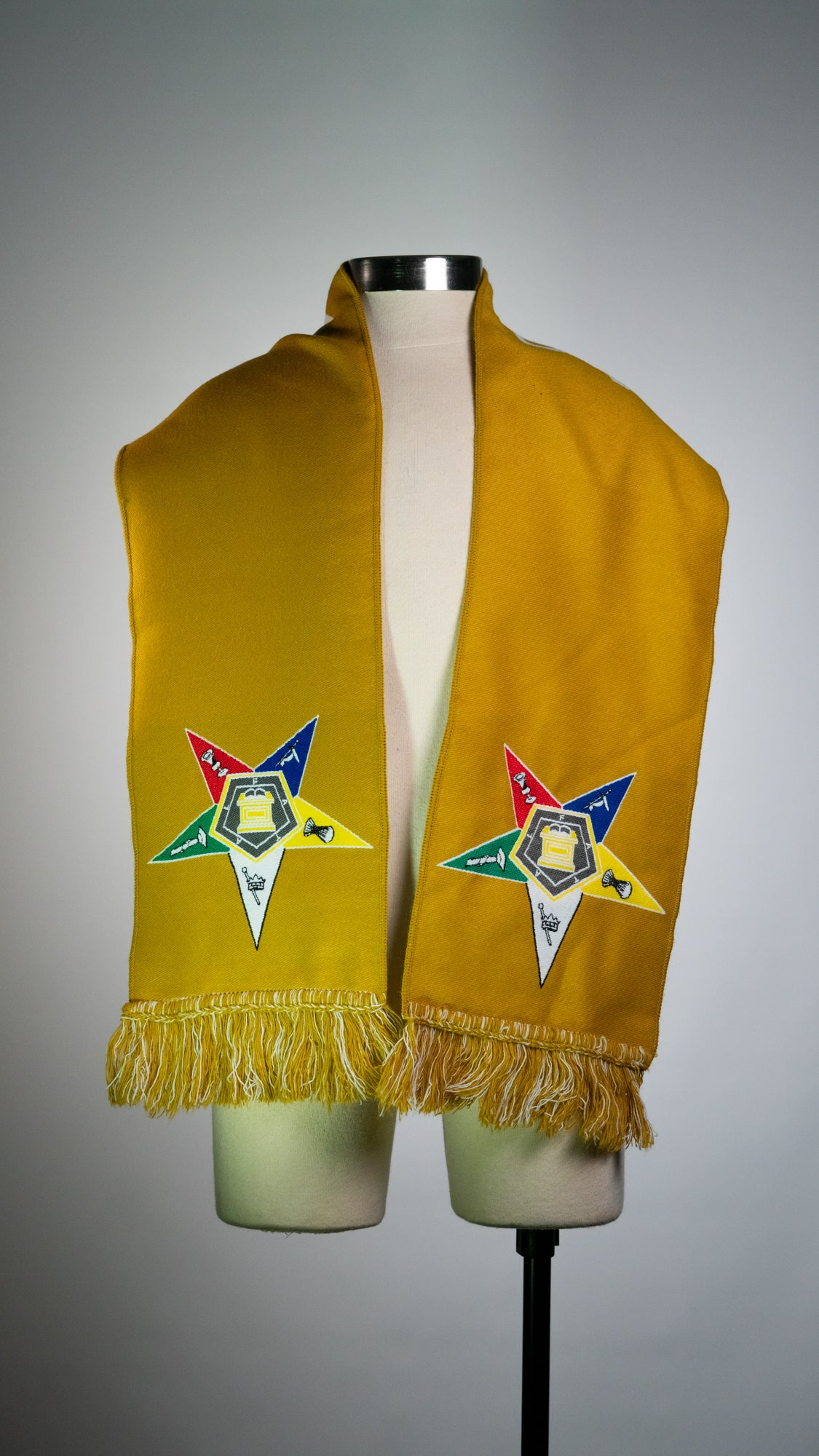 OES Alternate Scarf