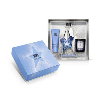 Women's Perfume Set Angel Thierry Mugler (3 pcs)