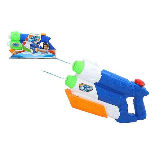 Water Pistol Aqua World 36 cm Multicolour