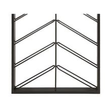Bottle rack Metal Wall (160 x 6 x 70 cm)