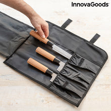 Set of Japanese Knives with Professional Carry Case Damas·Q InnovaGoods