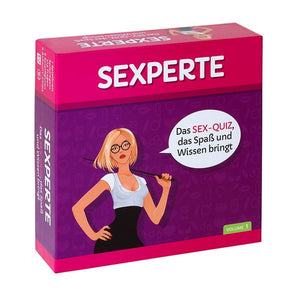 Sexperte Sex Game (DE) Tease & Please 1573