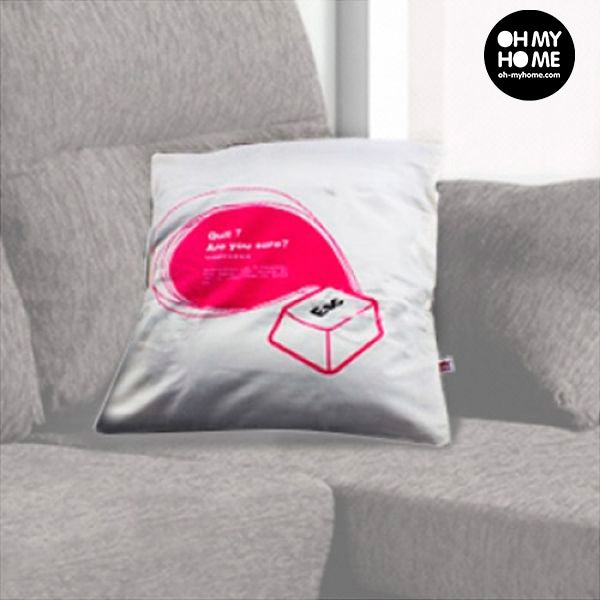 Computer Key Pillowcase