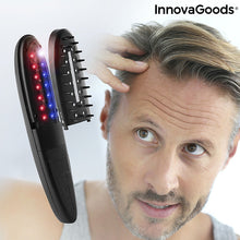 InnovaGoods Electric Anti-Hair Loss Set (12 Pieces)