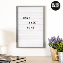 Oh My Home Frame for Letters and Numbers (30 x 45 cm)