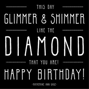 This Day Glimmer And Shimmer - Gage